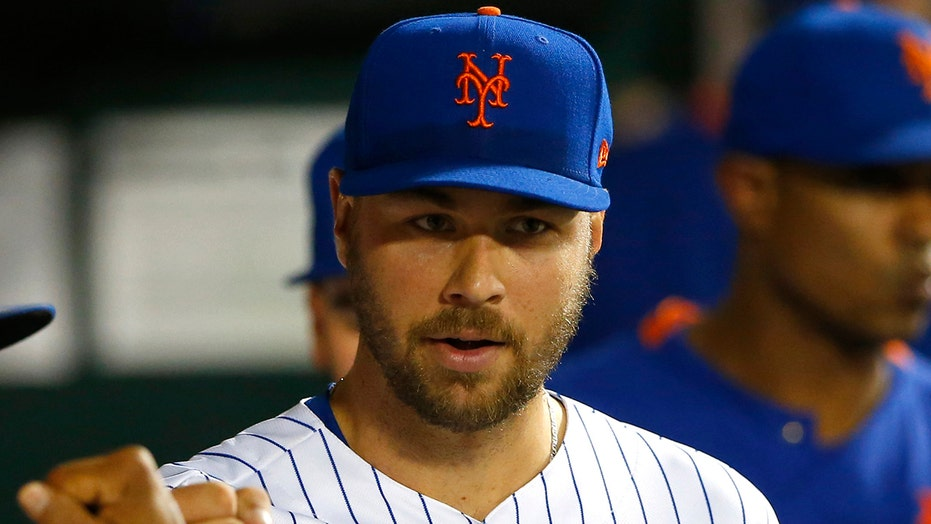 Mets fans' applause for Tylor Megill turns to boos for umpire as pitcher gets inspected