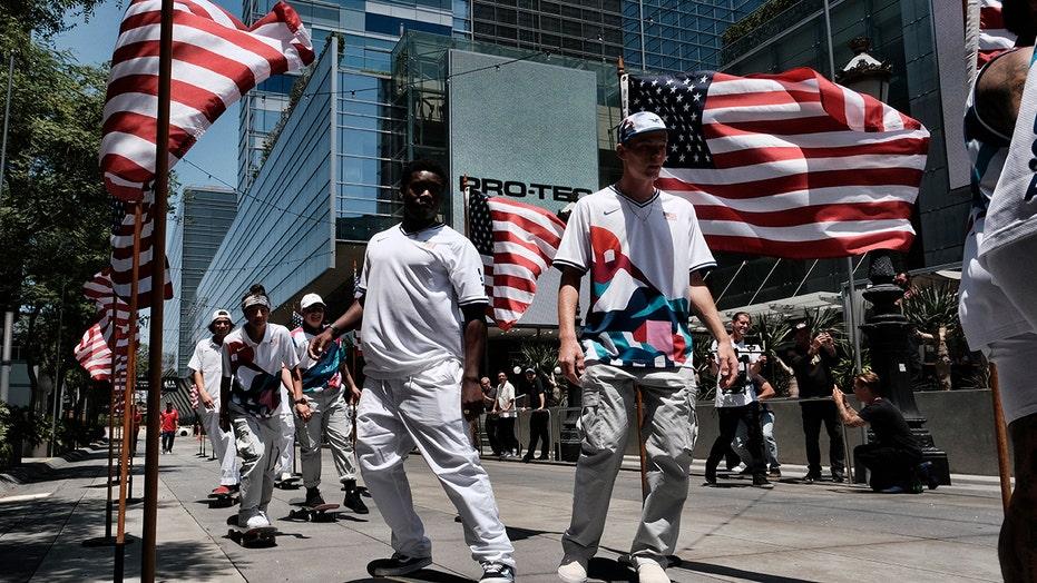 US Olympic skateboarding team unveiled, rolling toward Tokyo