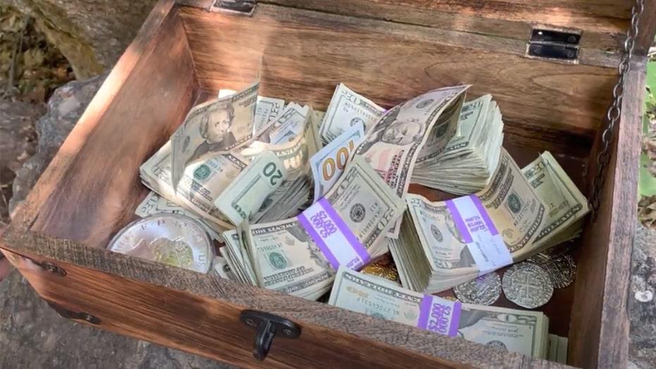$10,000 Utah hidden treasure found: 'Overwhelming and humbling'