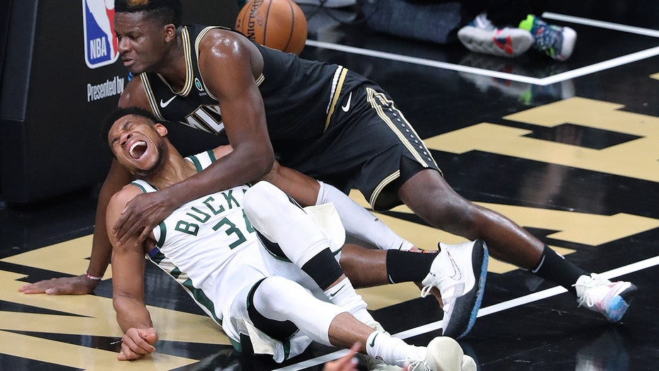 Antetokounmpo (knee) ruled out by Bucks for East Game 6
