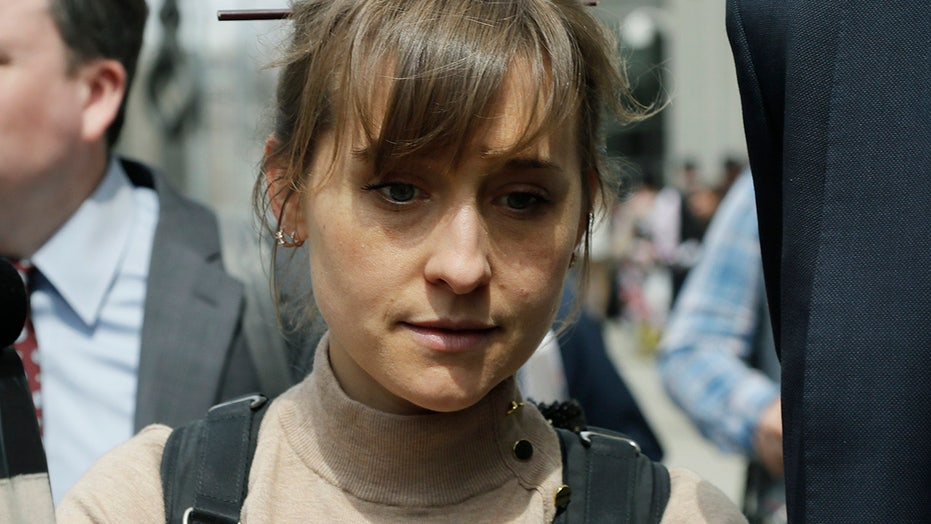 Actress Allison Mack sentenced to 3 years in NXIVM sex-slave case