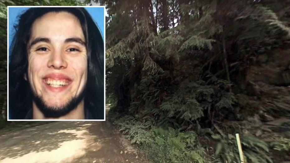 失踪的华盛顿州徒步旅行者被发现还活着 8 在旷野的日子, 当局说