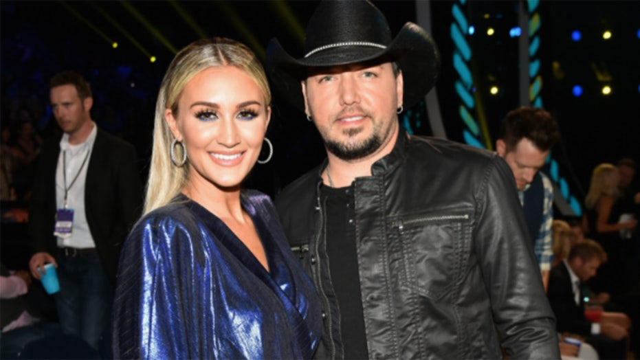 Jason Aldean's wife on having courage to share political views that go against the grain: 'Don't give a damn'