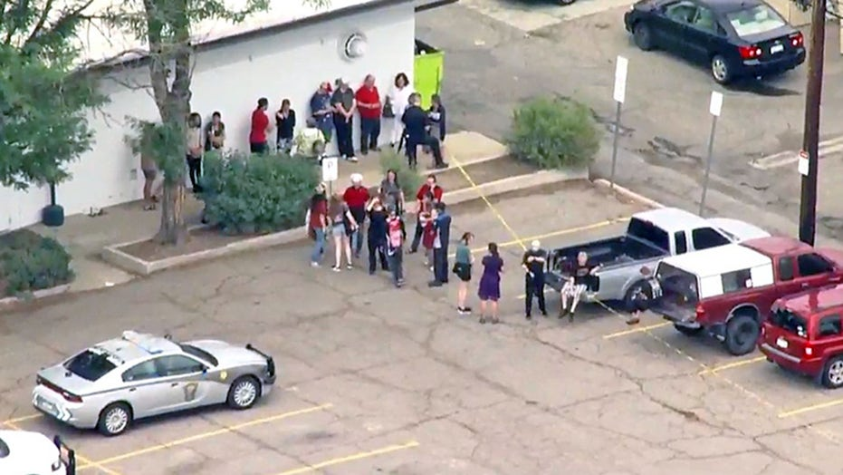 Colorado police officer injured in broad daylight shooting