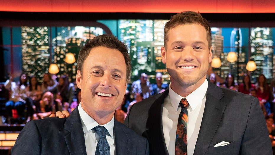 Colton Underwood calls Chris Harrison a 'grade A human being' after 'Bachelor' departure