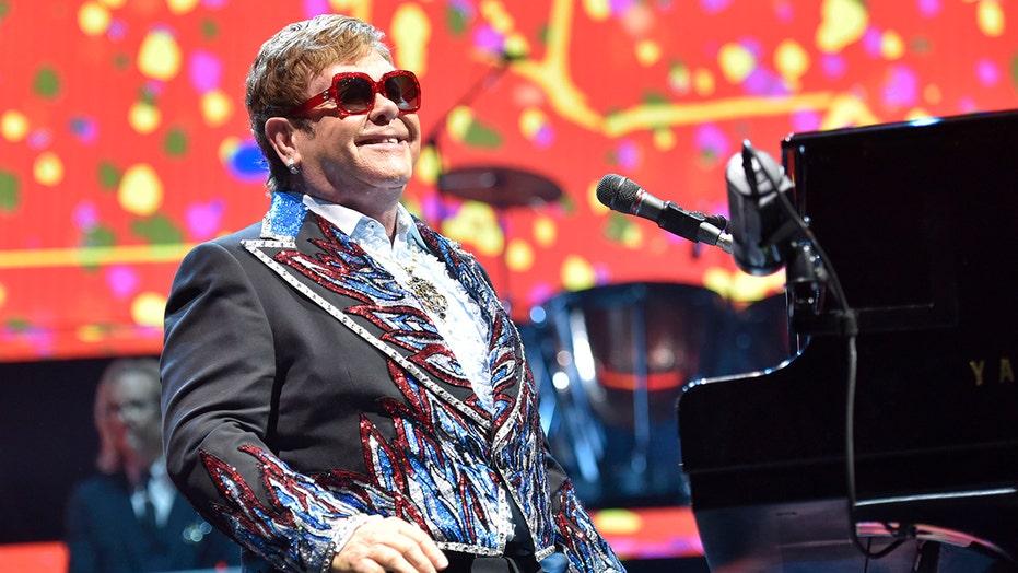 Elton John announces final dates for his farewell tour