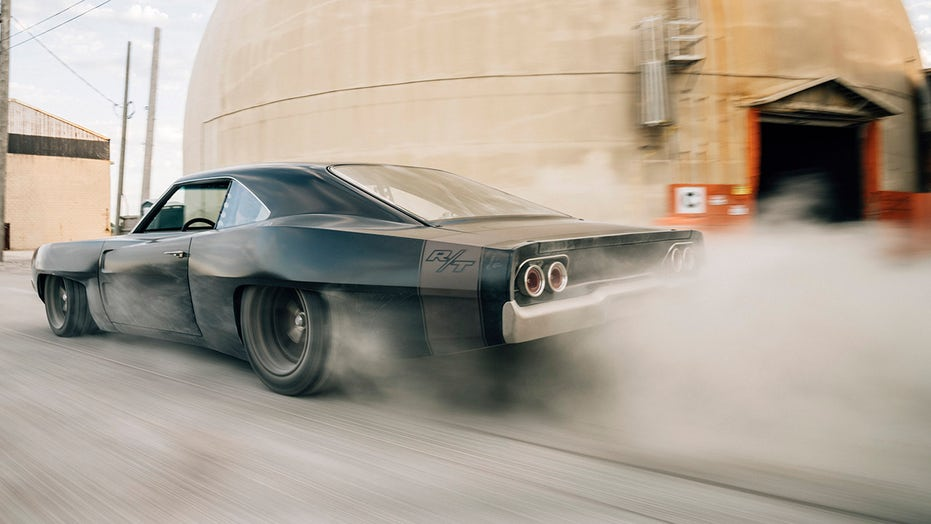 Dominic Toretto's 'F9' mid-engine 1968 Dodge Charger is Hellacious