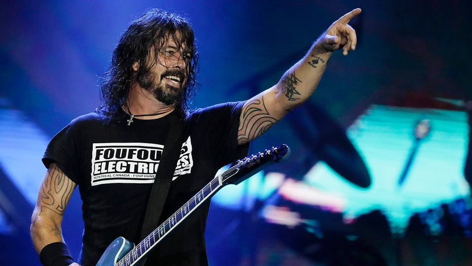 Madison Square Garden reopening with Foo Fighters concert