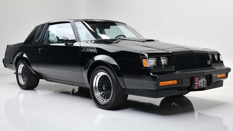 Kevin Hart snags rare Buick GNX muscle car