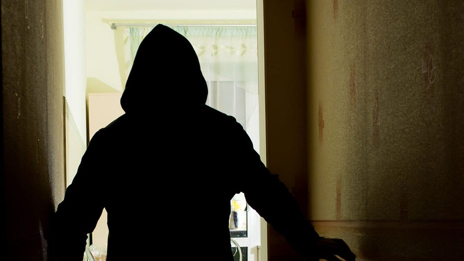 Woman discovers evidence that stranger is living in her house in viral video