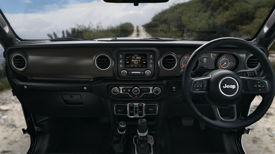 Jeep is selling Wranglers with the steering wheel on the 'wrong' side. Here's why