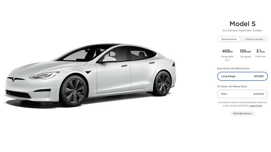 Tesla Model S Long Range loses several miles of range after Musk event