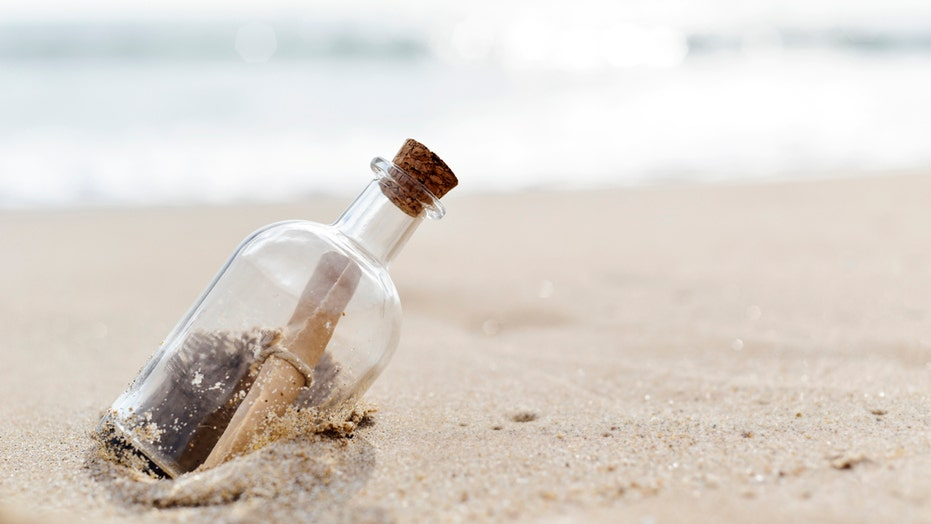 Message in a bottle dated 1987 is actually a prank: report