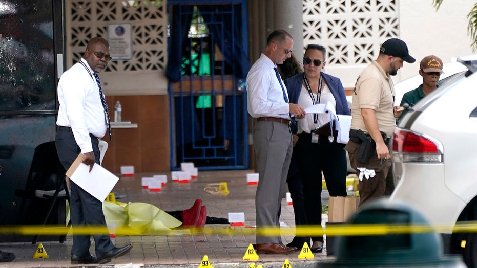 Miami-area banquet hall shooting: Video reportedly shows a second vehicle may be involved