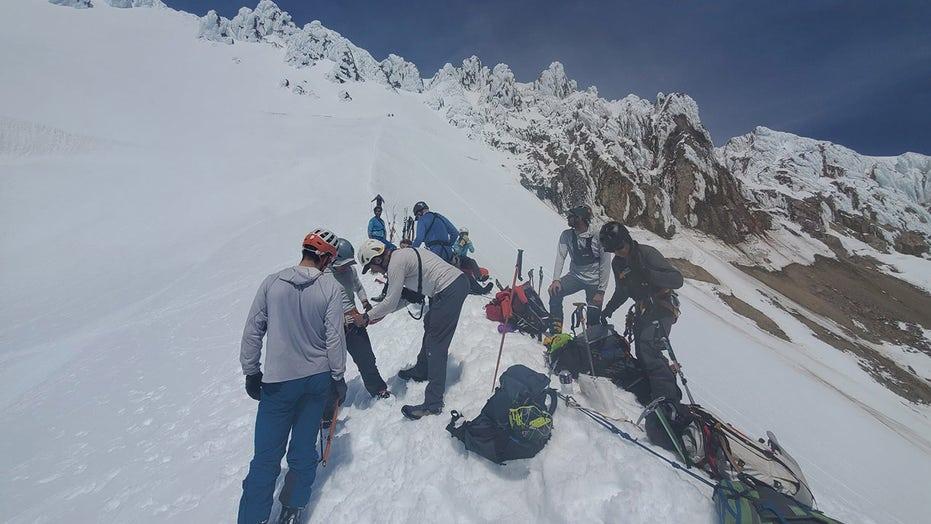 Oregon climber, 63, dies after falling 500 feet on Mount Hood
