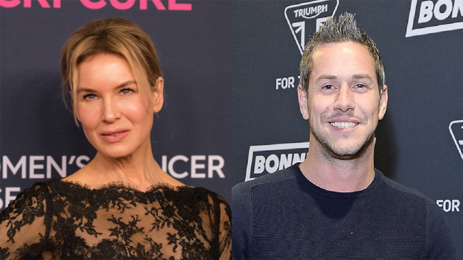 Renée Zellweger and Ant Anstead are dating: reports