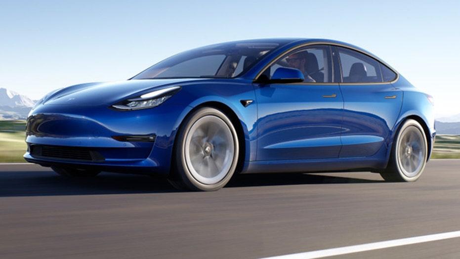 Tesla Model 3 named most American-Made car