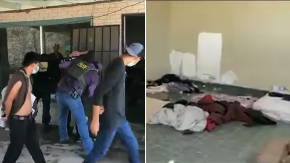 Border Patrol discovers 'inhumane' stash house in Texas with over 100 undocumented immigrants, officials say