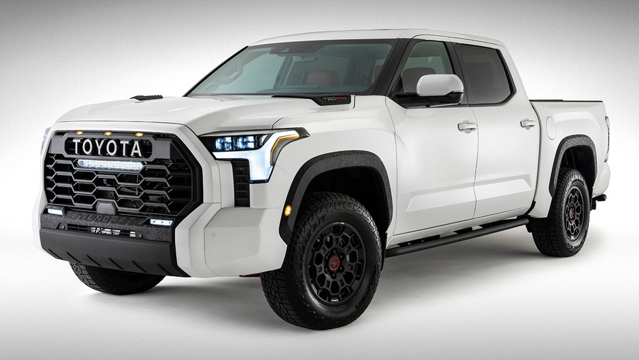 2022 Toyota Tundra revealed in full after being leaked on the Internet