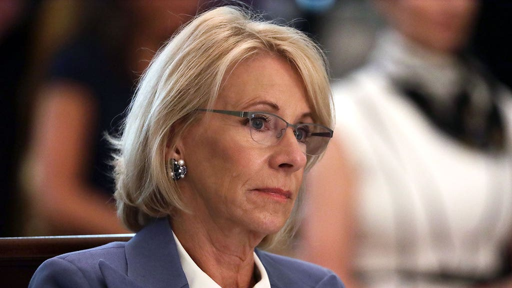 Former education secretary says Biden's ties to CRT even worse than they appear