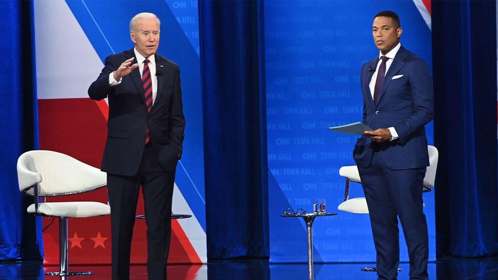 Biden, Don Lemon roasted for performances during CNN town hall