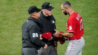 MLB batting average jumps 7 points with substance crackdown
