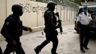 Haiti president assassination suspect was confidential DEA source, official says
