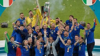 The Economist panned after arguing most 'striking' aspect of Italy soccer team was lack of diversity
