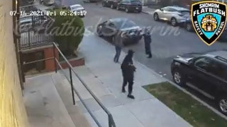Vicious anti-Semitic attack in NYC caught on video
