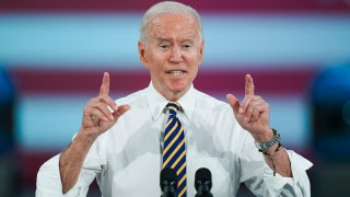 Hannity: Biden planning aid to Taliban as the economy tanks, Americans show disapproval with anti-Joe chants