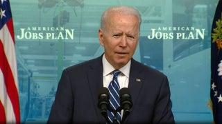 Conservatives blast Biden's 'blatant intimidation attempt' to push his LGBTQ agenda