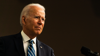 Veterans hold rally in protest of Biden abandoning Afghan allies