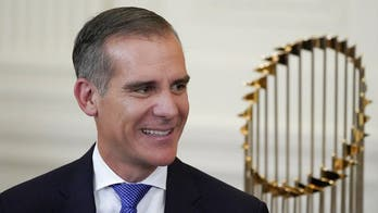Los Angeles Mayor Garcetti tapped by Biden to be ambassador to India