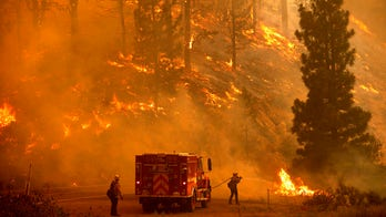 Wildfires spread over 1M acres of drought-stricken US