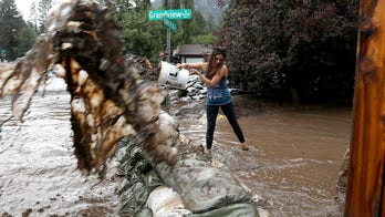 Storms pound US, causing mudslides, power outages