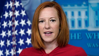 Psaki says Biden approval ratings low because people 'tired of fighting' the pandemic he vowed to shut down