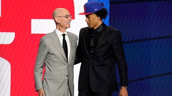 Pistons select Cade Cunningham with the No. 1 pick in the 2021 NBA Draft