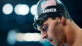 US swimmer Michael Andrew explains refusal to wear mask following Olympic event