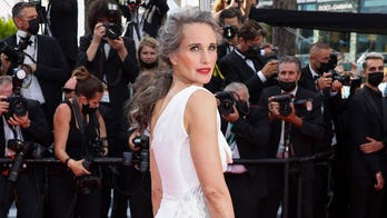 Andie MacDowell's managers didn't want her to go gray -- but she told them they're 'wrong': It's 'powerful'