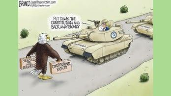 Best of political cartoons: When Democrats attack