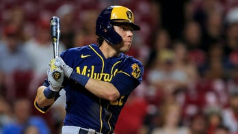 Brewers' Christian Yelich tests positive for COVID-19 despite being vaccinated