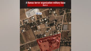 Israel says it struck Hamas military base after arson balloon launch