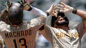 Tatis, Paddack lead Padres past Braves in twinbill opener