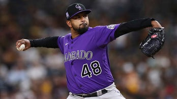 Marquez dominates for 7, pitches Rockies past Padres 3-0
