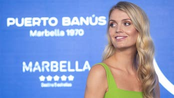 Princess Diana's niece Lady Kitty Spencer says 'I do' to Michael Lewis in Italy