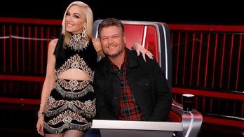 Blake Shelton introduces new wife as Gwen Stefani Shelton at concert event