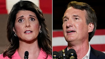 Nikki Haley hits the campaign trail with Virginia gubernatorial hopeful Glenn Youngkin