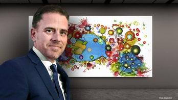 Hunter Biden snaps at critics of art dealings: 'F--- em'