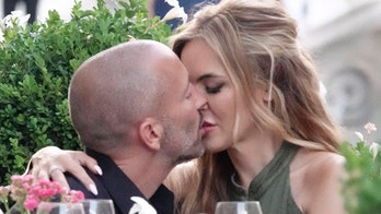 'Selling Sunset's Jason Oppenheim, Chrishell Stause pack on PDA in Rome after she confirms romance with broker