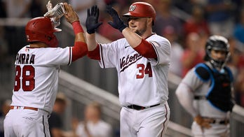 Nationals' Jon Lester hits 4th career home run in blowout win vs. Marlins